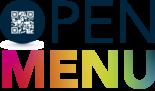 Open menu